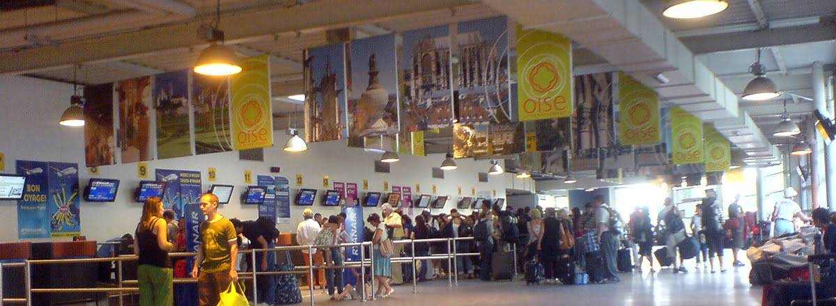 Lotnisko Beauvais – Tillé (BVA)