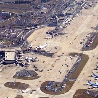 Lotnisko w Paryżu - Orly